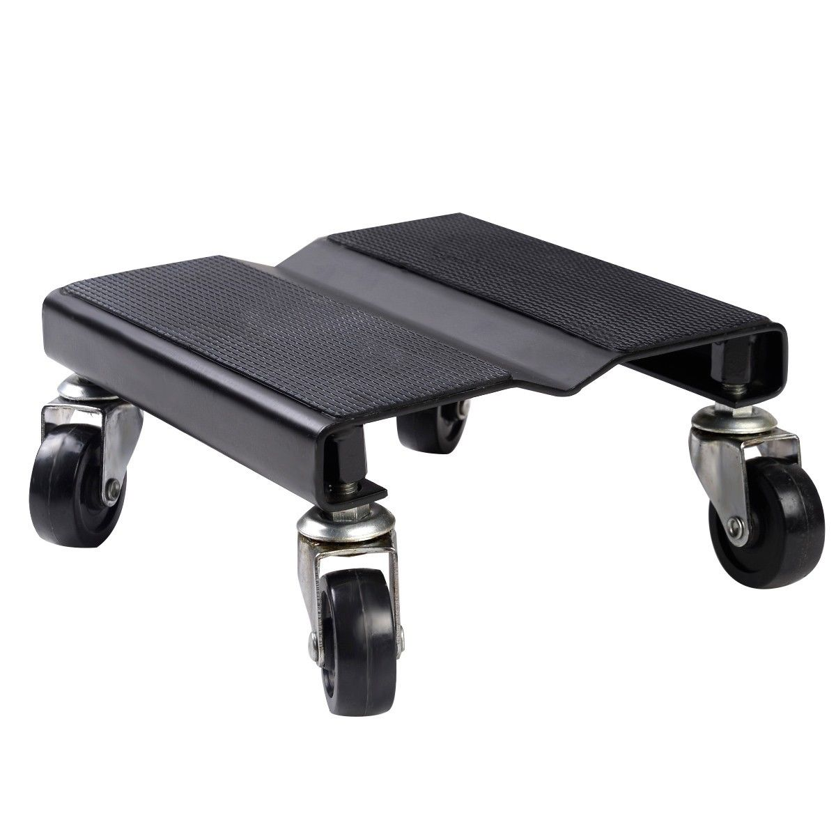 3 pcs 1500 lbs Snowmobile Roller Dolly Storage Dollies Mover
