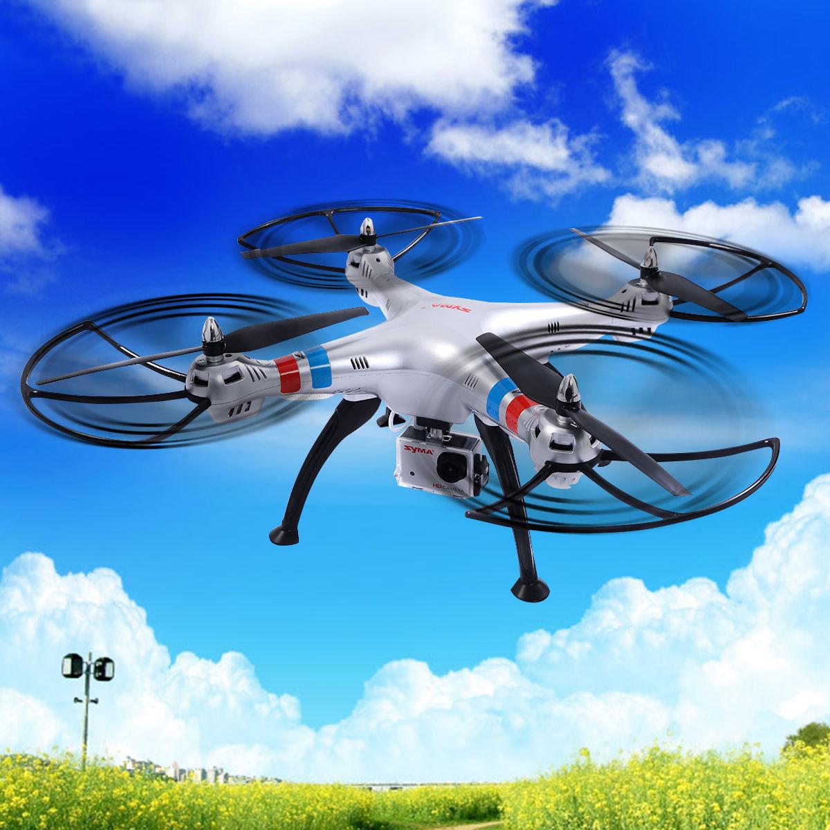 Syma X8G 4CH Gyro RC Quadcopter Explorers