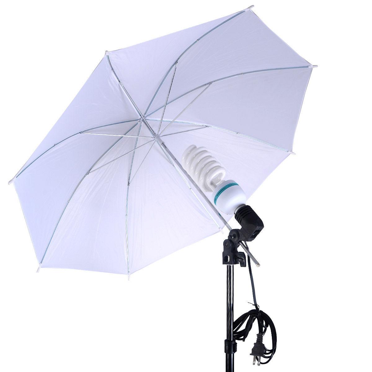 4 x 33'' Photo Studio Fluorescent Lighting Umbrella