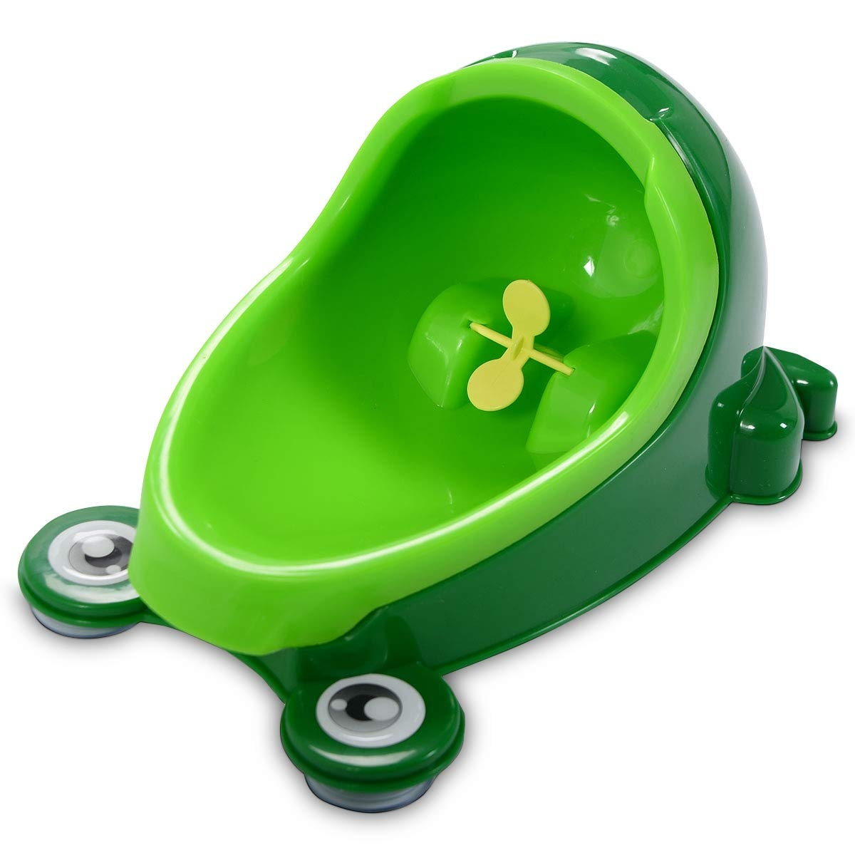 Cute Frog Potty Training Urinal For Boys Kids With Funny Aiming Target 2 color