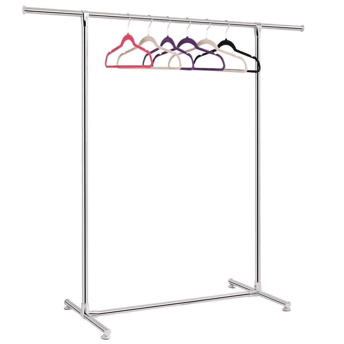 Heavy Duty Stainless Steel Garment Rack