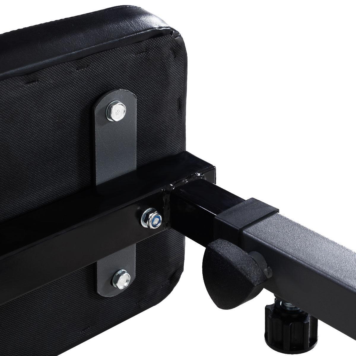 Goplus Adjustable Fitness Sit up Bench