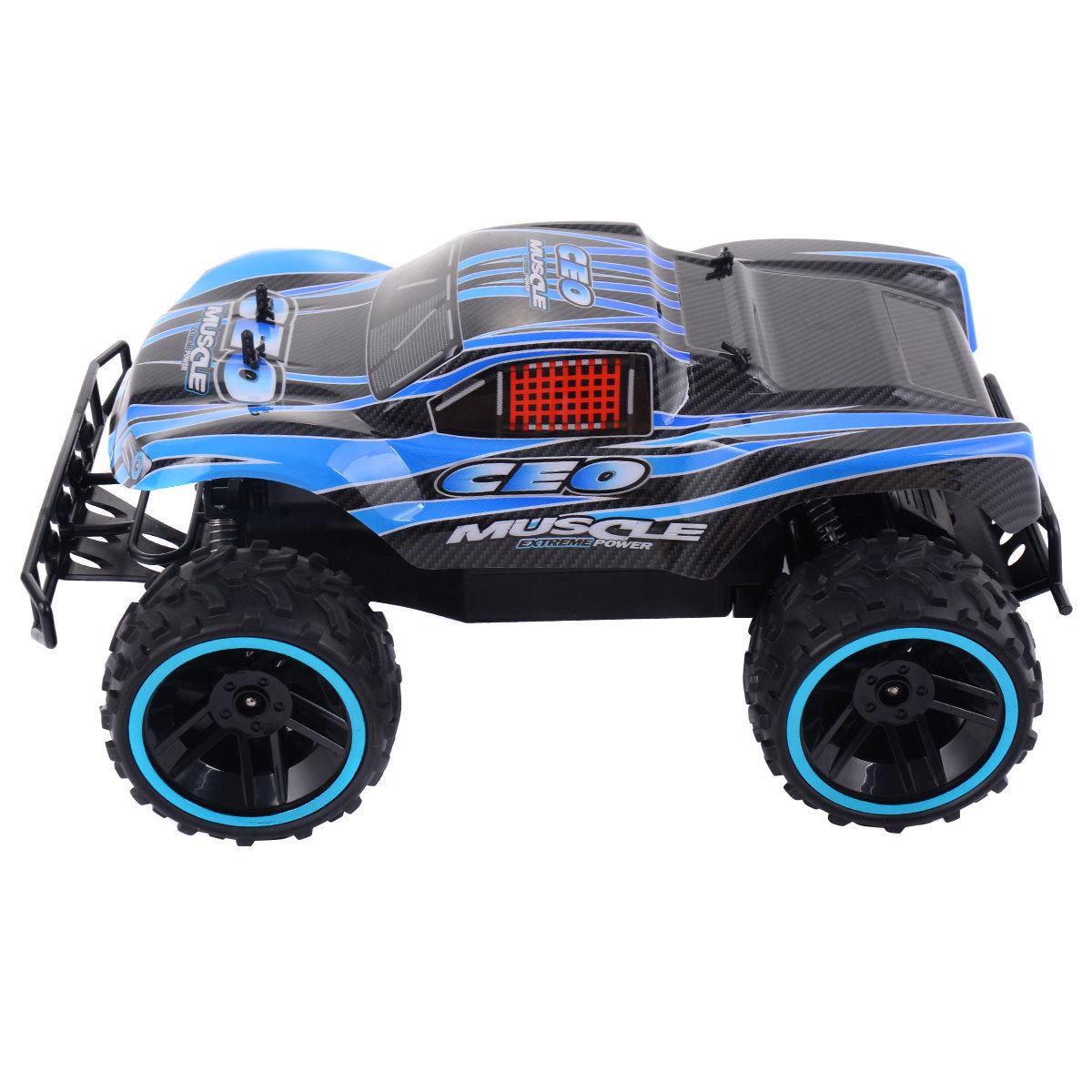 1:8 2.4G 4CH RC Super High-speed Car Radio Remote Control Racing Car