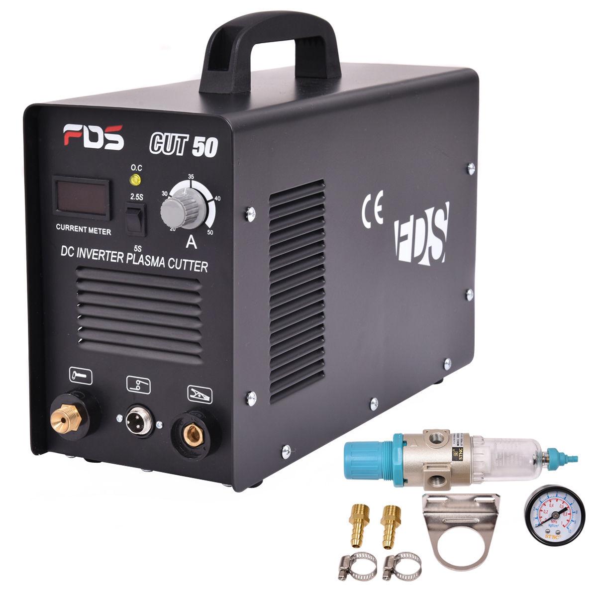 Electric Digital Plasma Cutter-Black