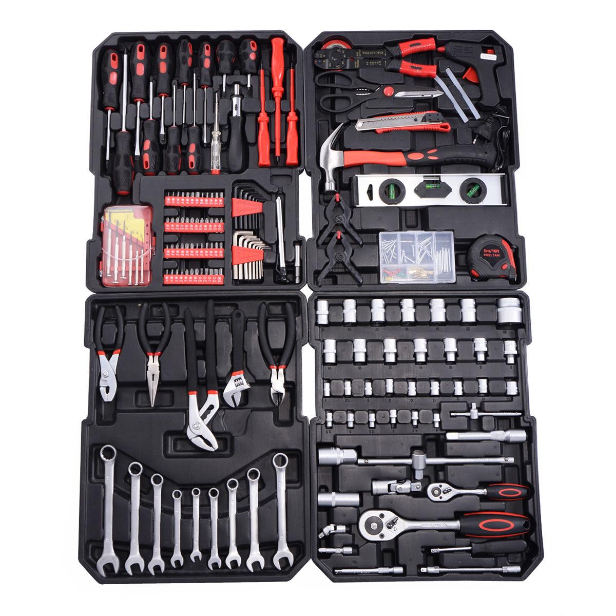 599 pcs Tool Set Mechanics Tool Kit