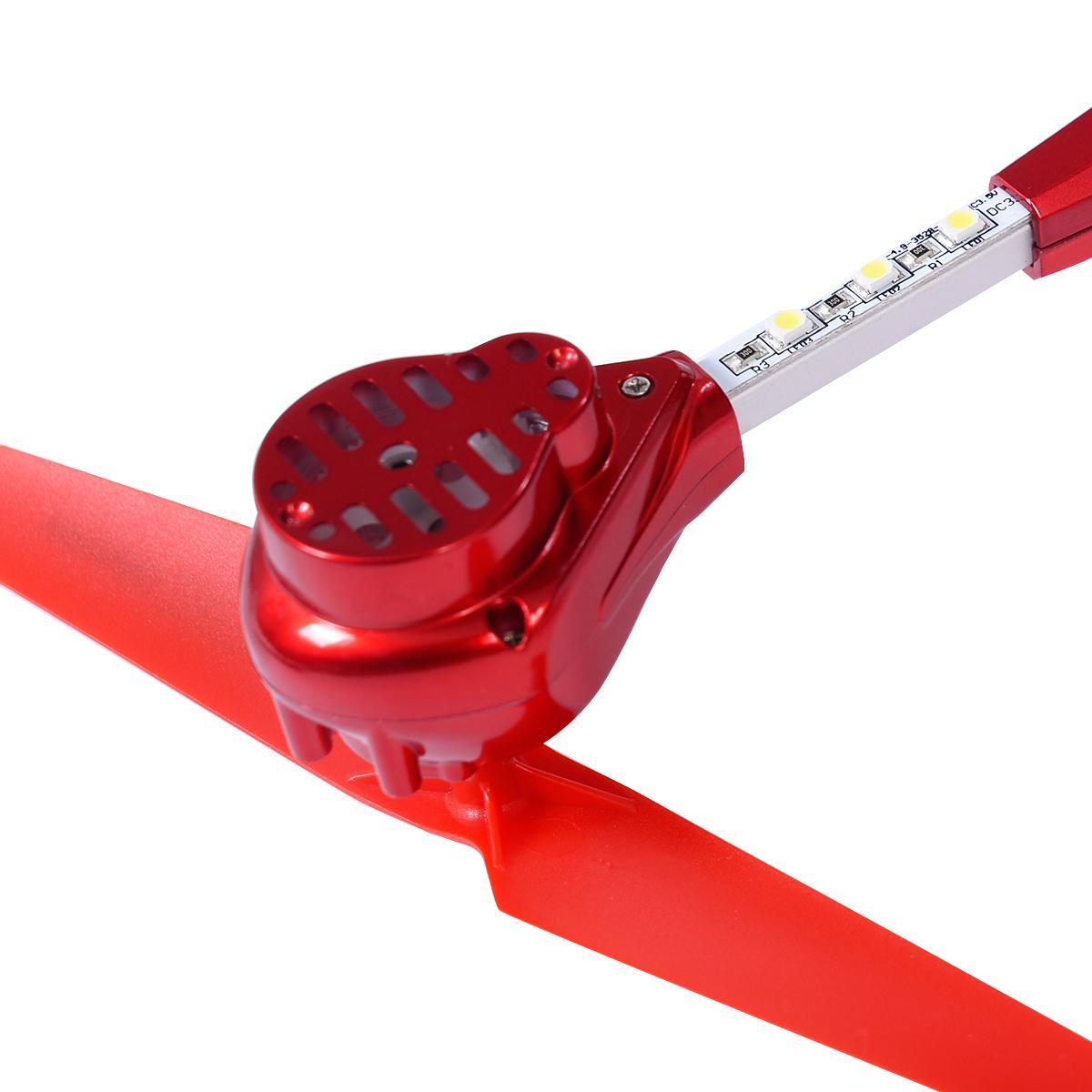 W609-10 4.5CH 2.4G Remote Control RTF Hexacopter w/ HD Camera