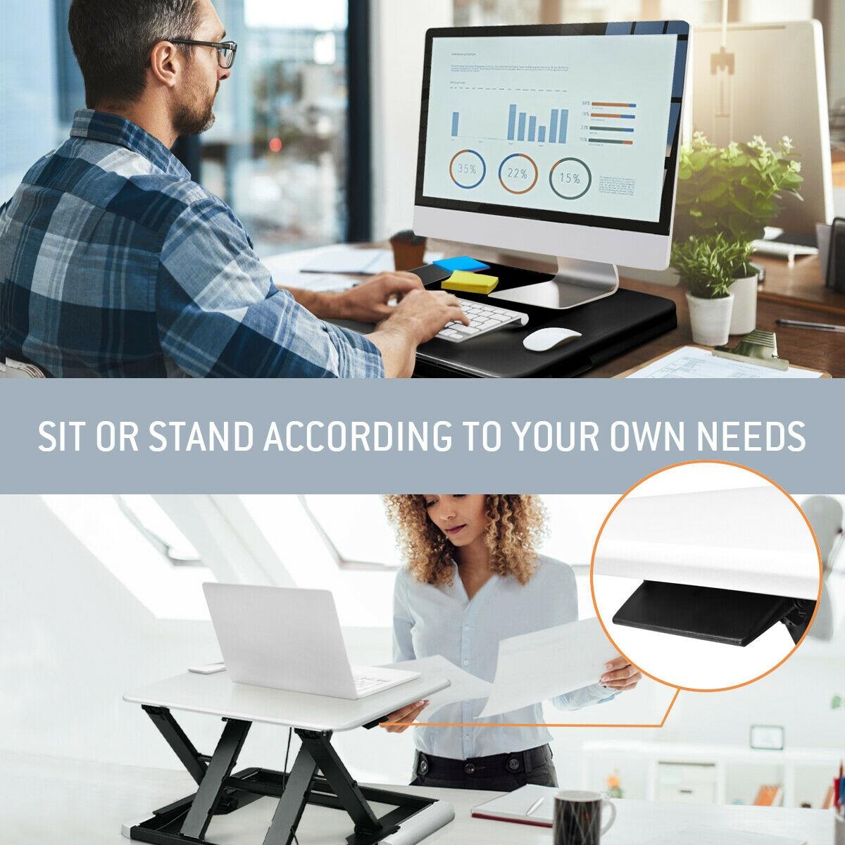 Slim 8 Adjustable Standing Folding Lap Desk
