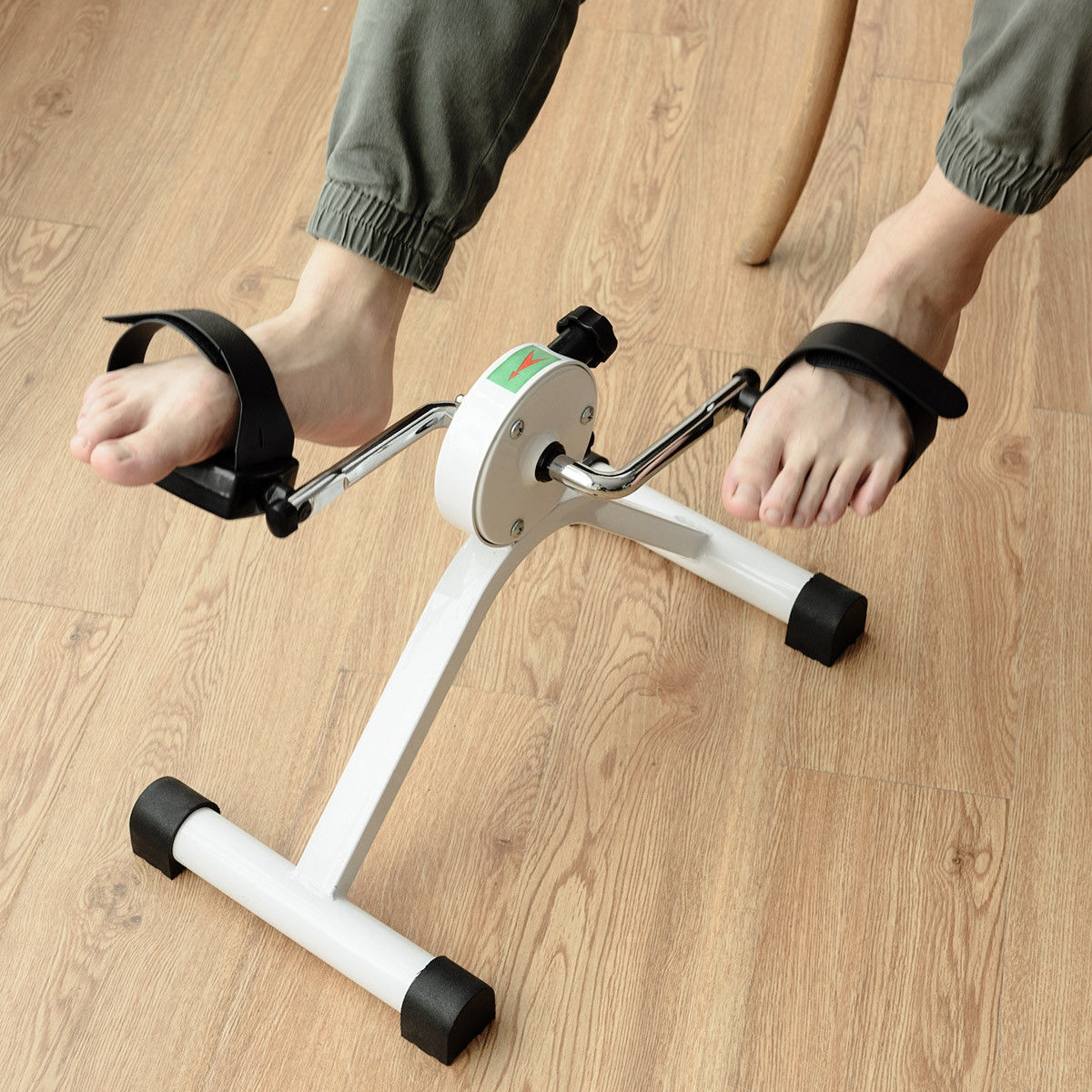 Resistance  Adjustable Portable Pedal Exerciser for Arms&Legs Rehabilitation