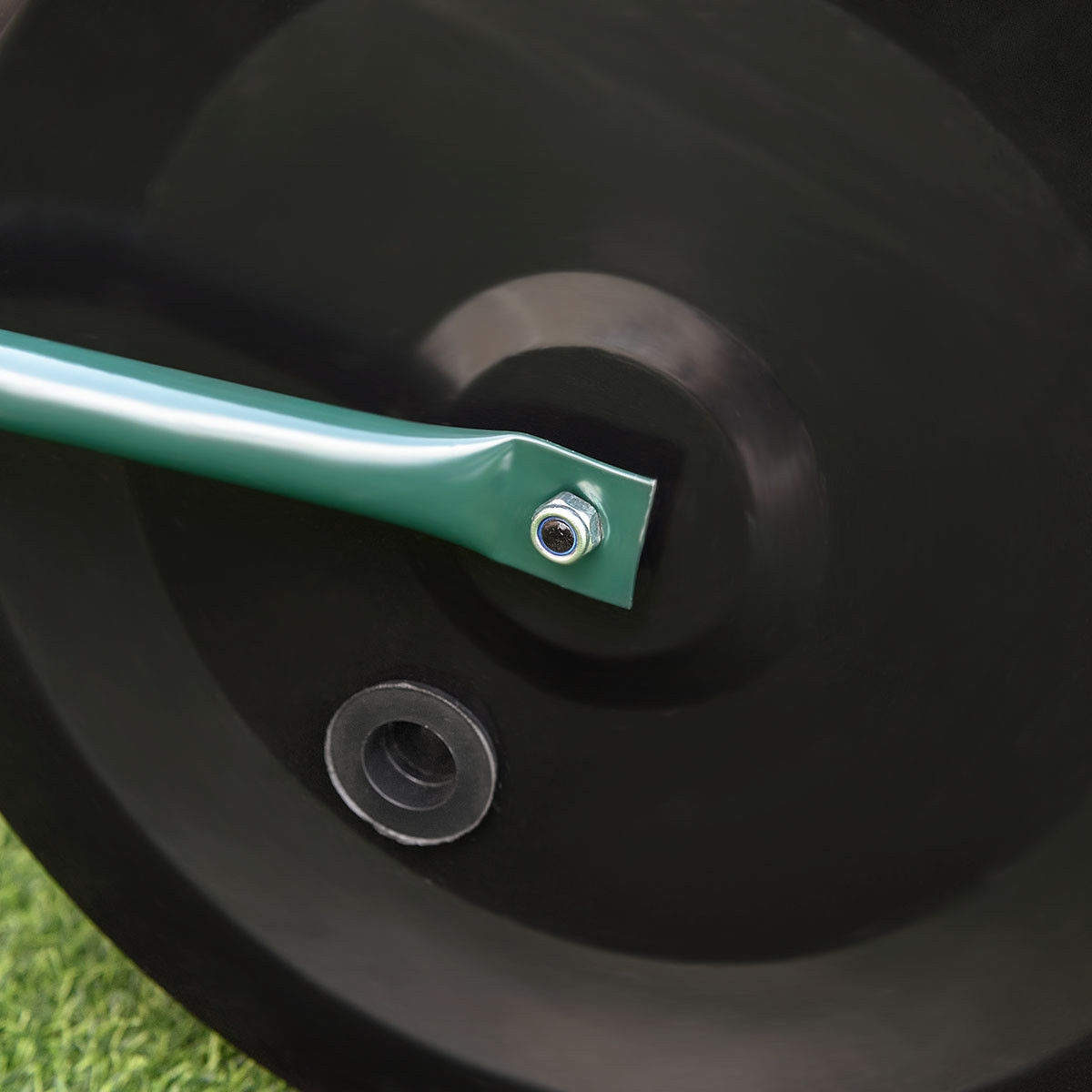 Heavy Duty Poly Push Tow Lawn Roller Poly Roller
