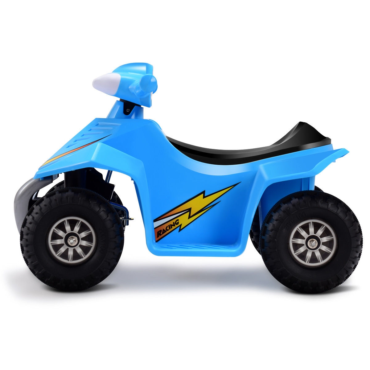 Kids Electric Car Battery Power Toddler Vehicle with Dashboard Radio