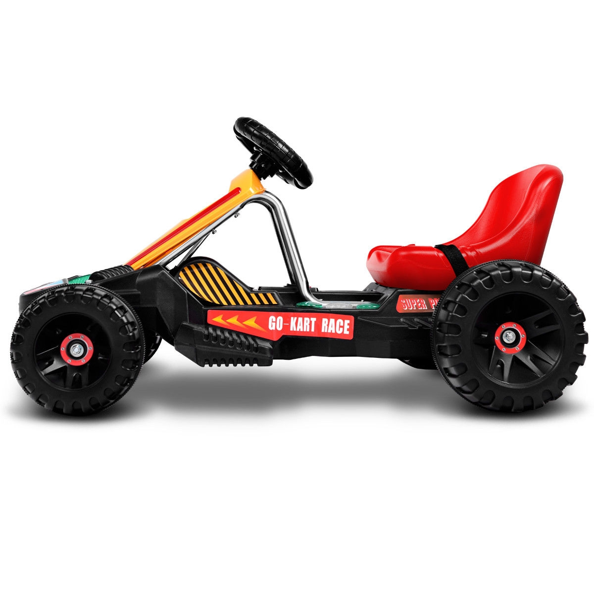 4 Wheels Electric Powered Go Kart Kids Ride on Car