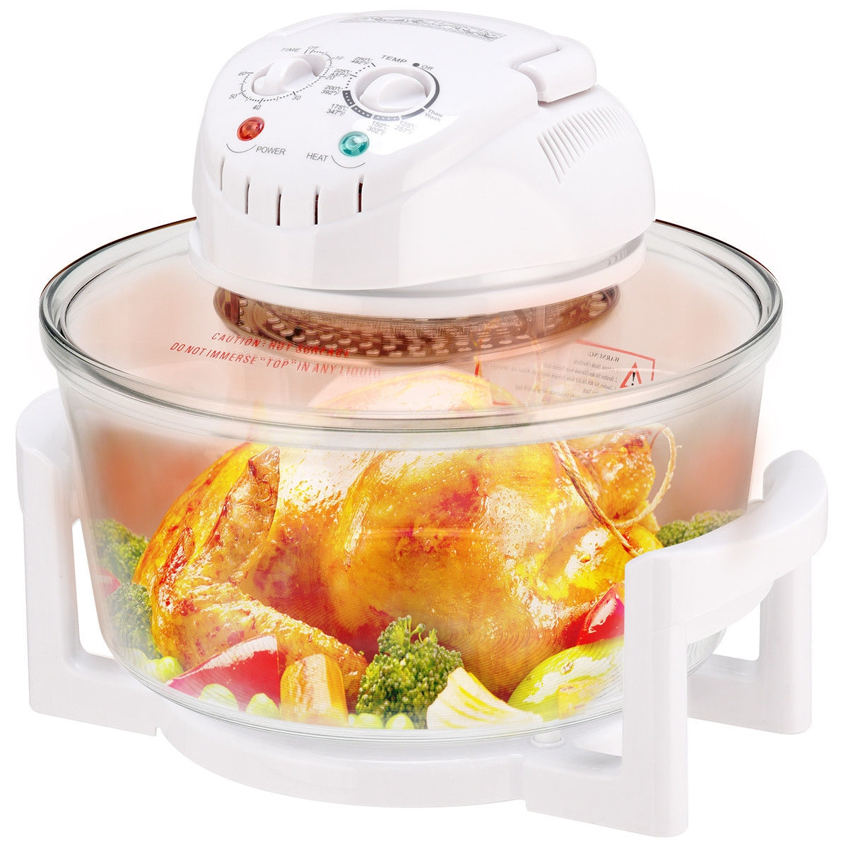 1300W Infrared Halogen Convection Turbo Oven