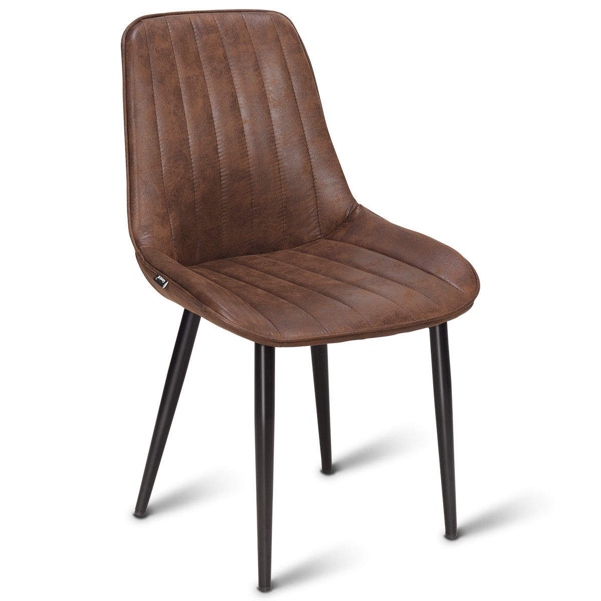 Modern Leisure Dining Chair Accent Armless Chair