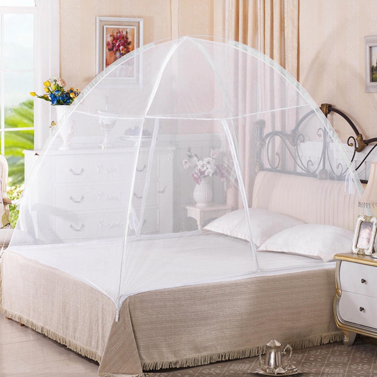 Portable Folding Anti Zipper Bed Mosquito Net