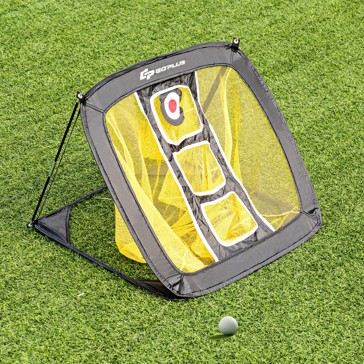 Indoor/Outdoor Pop Up Golf Chipping Net