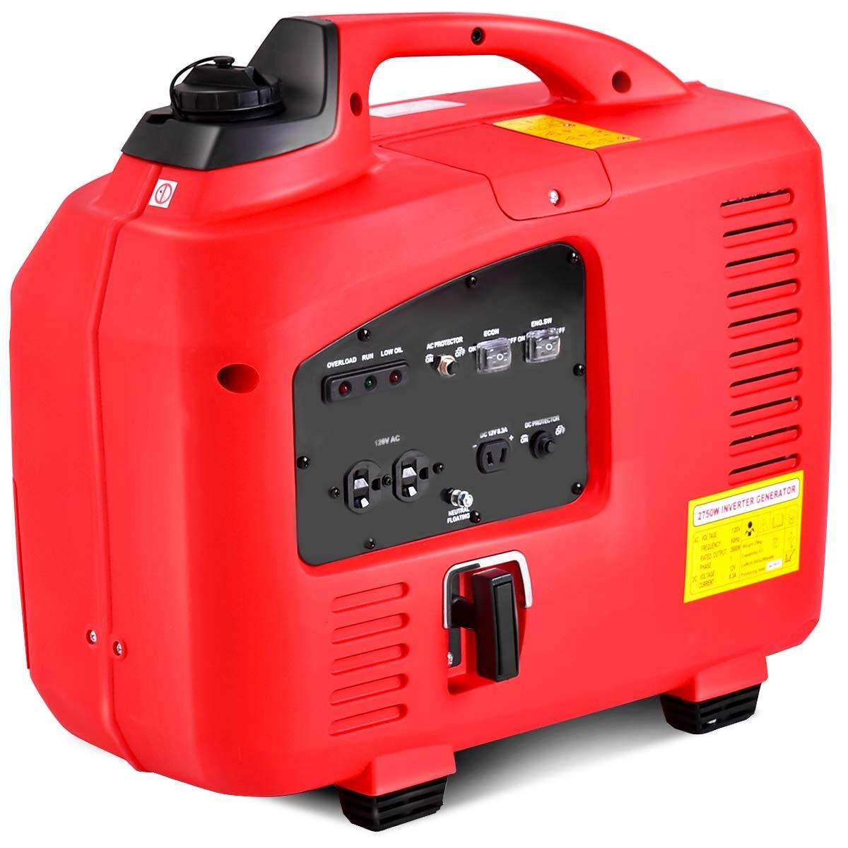 1250W Digital Inverter Generator 4 Stroke 53CC