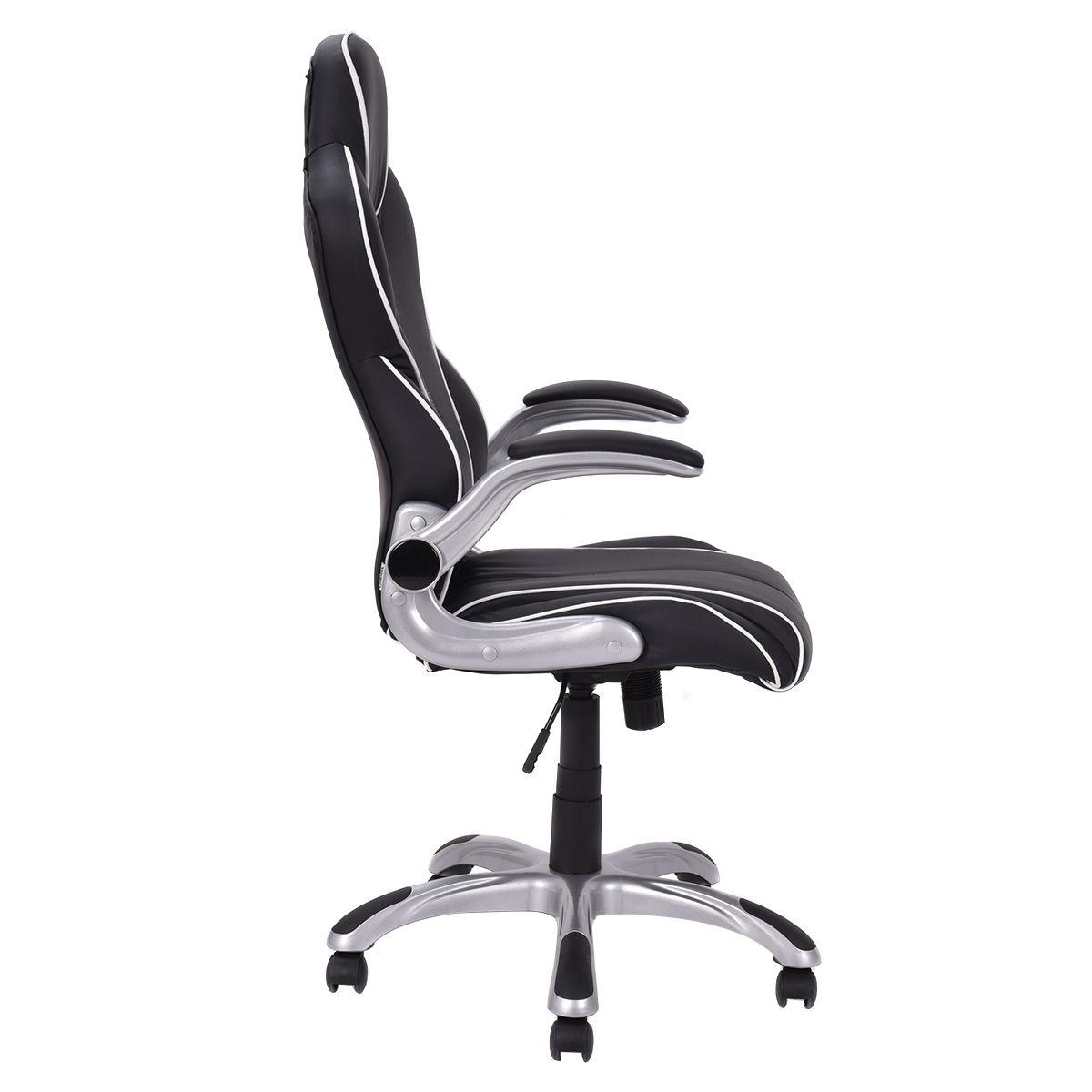 High Back Executive Adjustable Armrest Office Chair