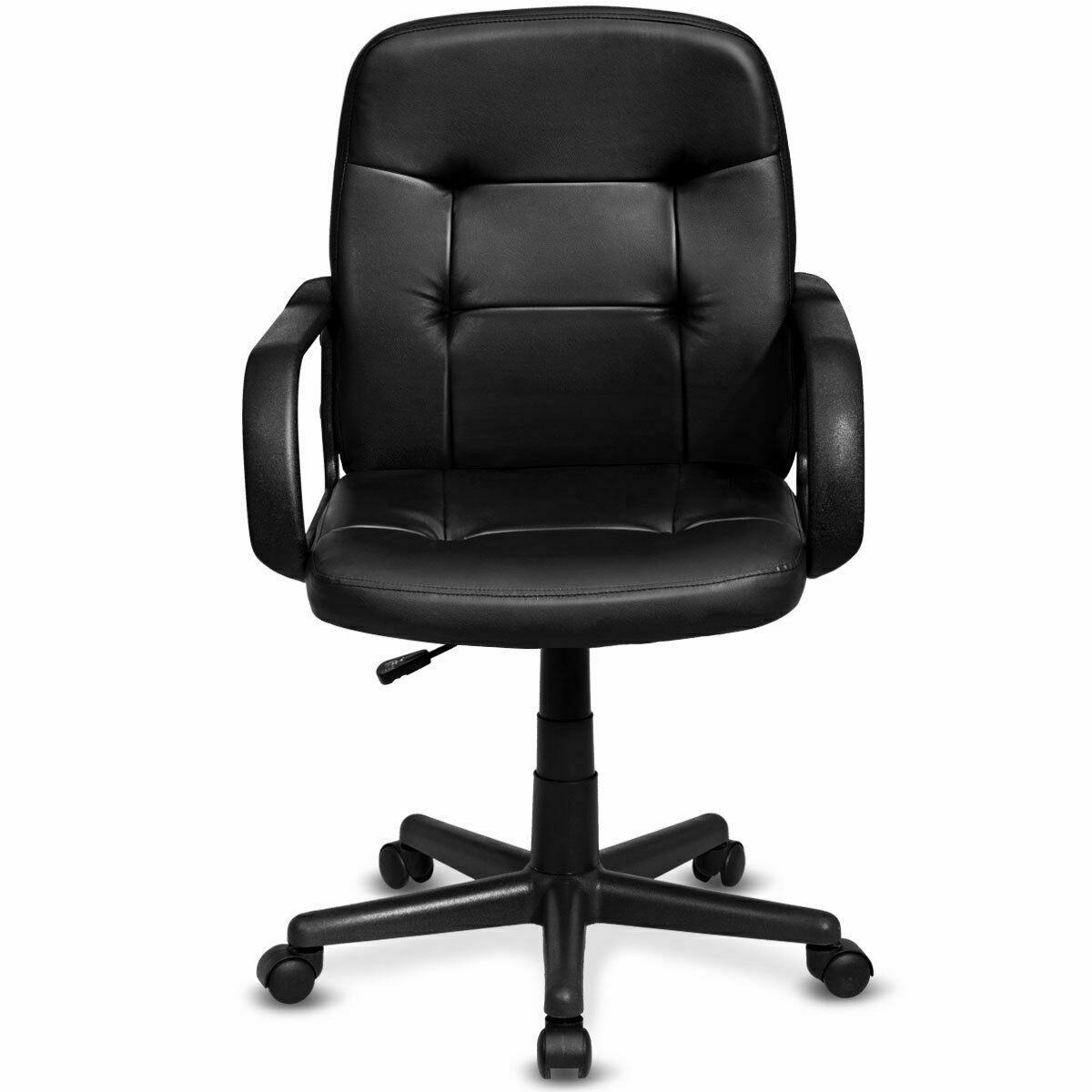 Ergonomic Mid-Back Executive Swivel Office Chair