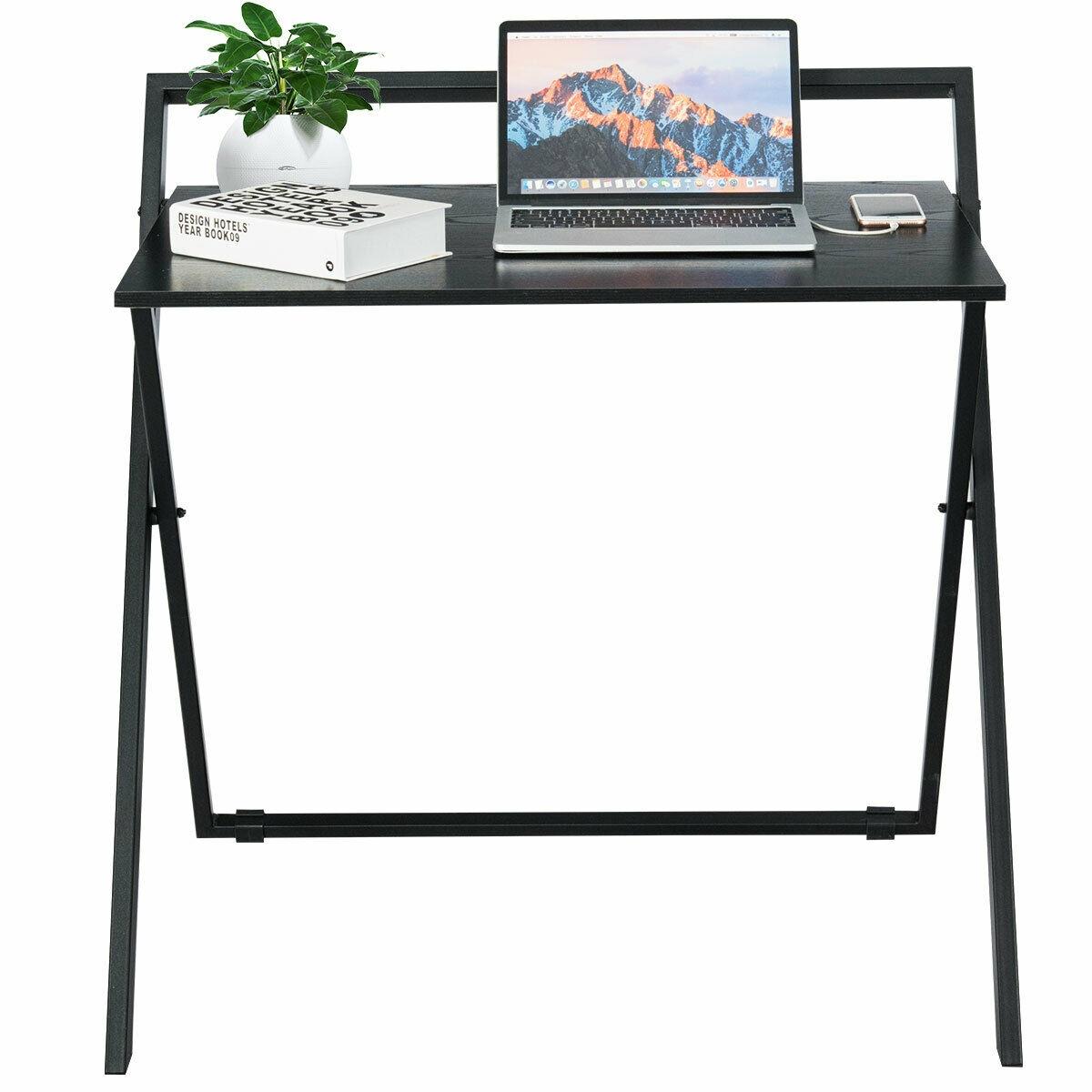 Folding Simple PC Laptop Writing Table Computer Desk