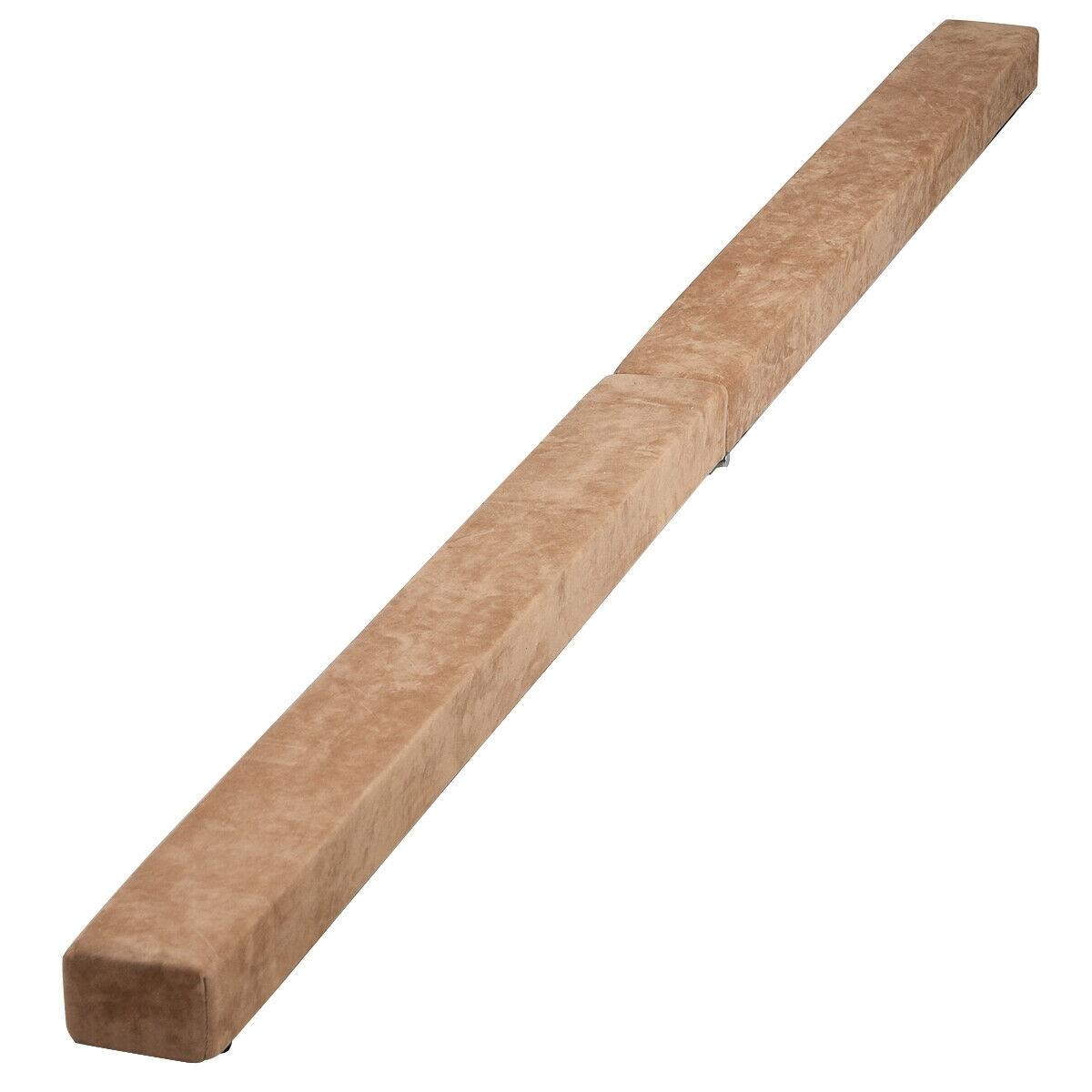 7' Sectional Gymnastics Floor Balance Beam