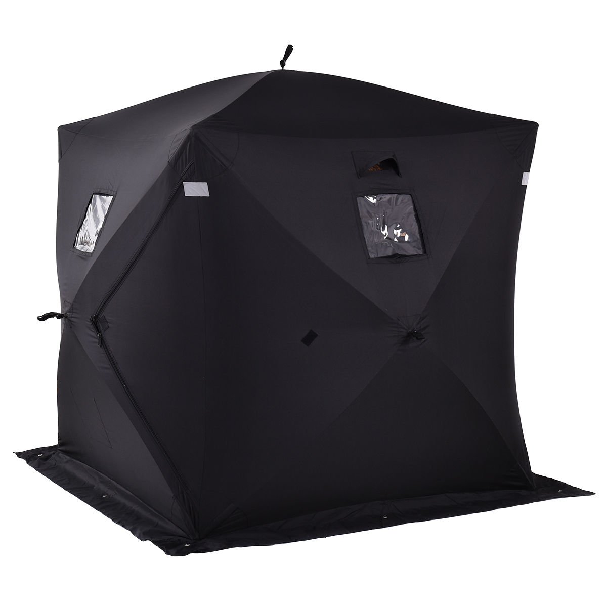 2-Person Outdoor Portable Ice Fishing Shelter Tent