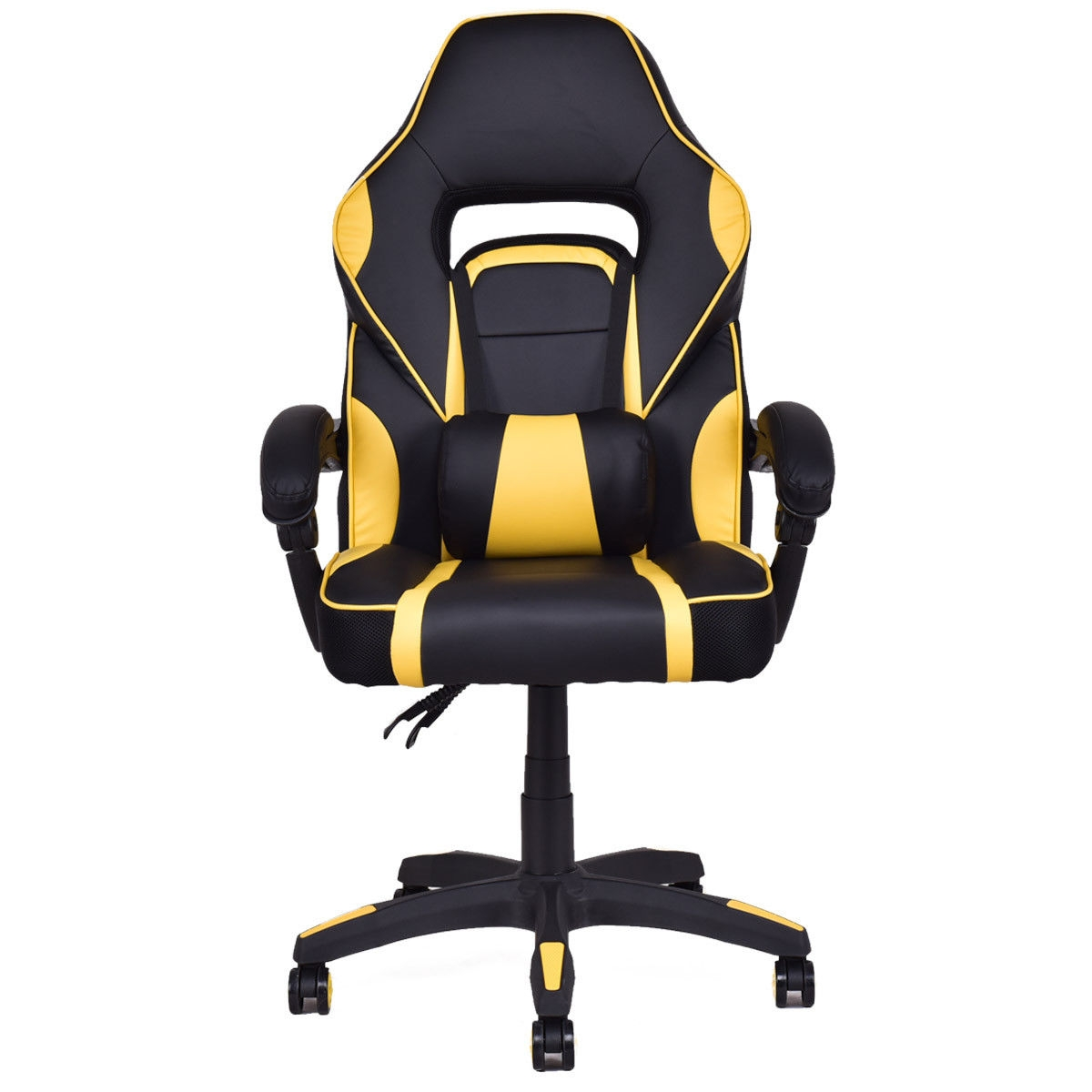 Executive High Back Racing Style PU Leather Gaming Chair